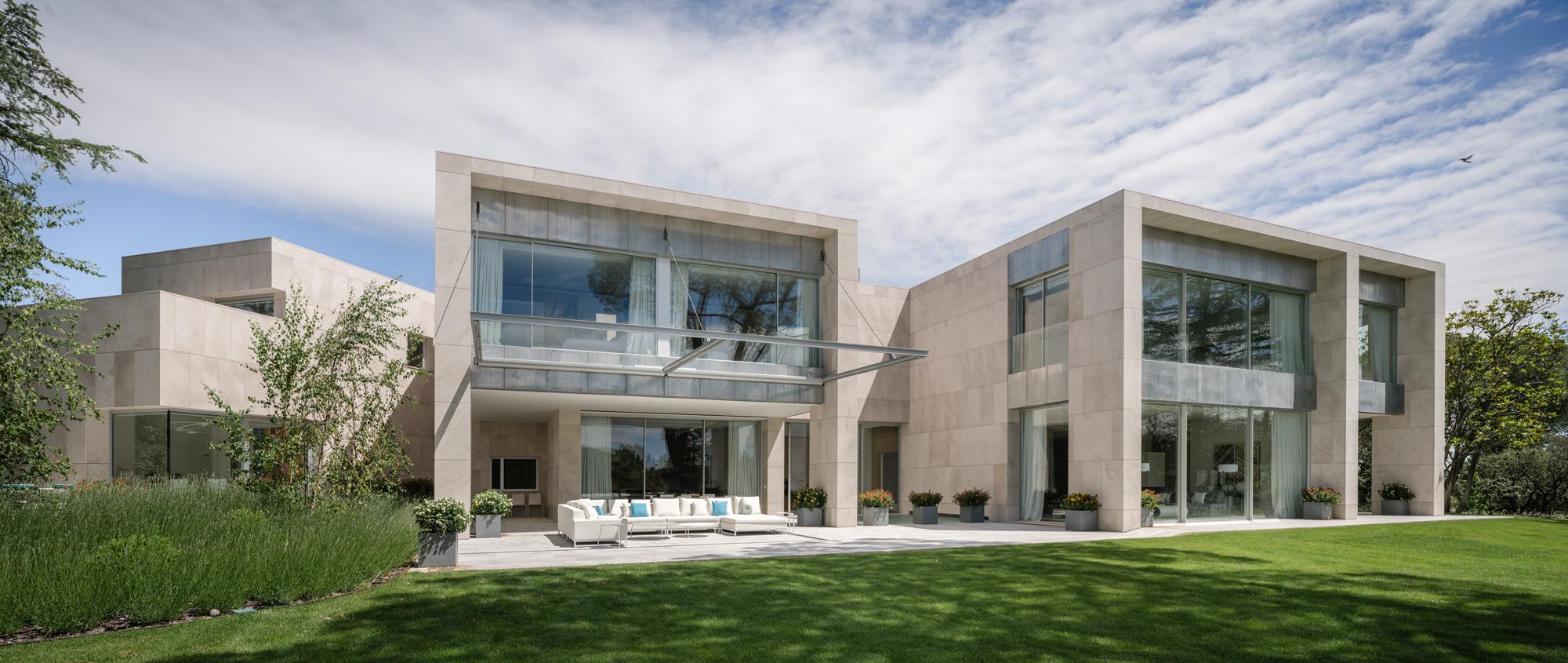 moraleja madrid darro18 arquitectos jose luis gahona fraga
